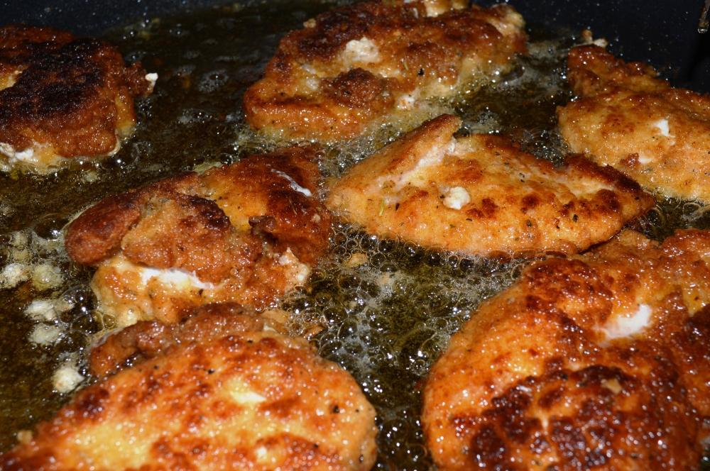 Step-by-step Chicken Dinner
